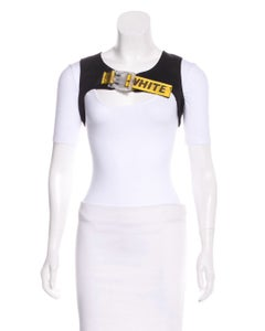 Image of BRAND NEW: Off-White Harness Vest