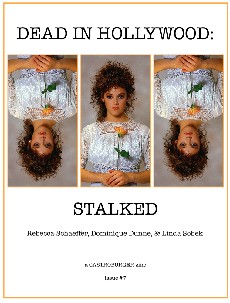Image of Dead in Hollywood: Stalked (Issue #7)
