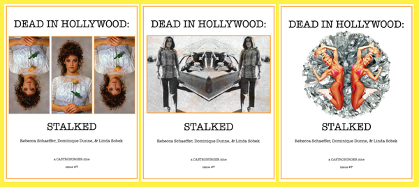 Image of Dead in Hollywood: Stalked (Issue #7) (ALL 3 COVERS)