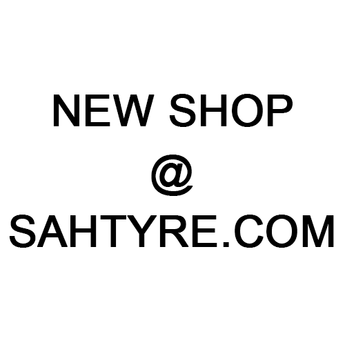 Image of NEW SHOP @ SAHTYRE.COM