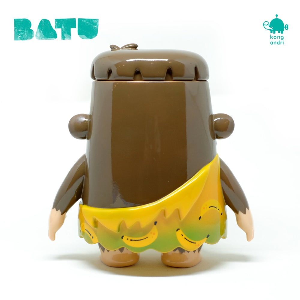 Image of CHOCO BANANA MONKI by Kong Andri