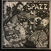 Image of Spazz - Live at KZSU