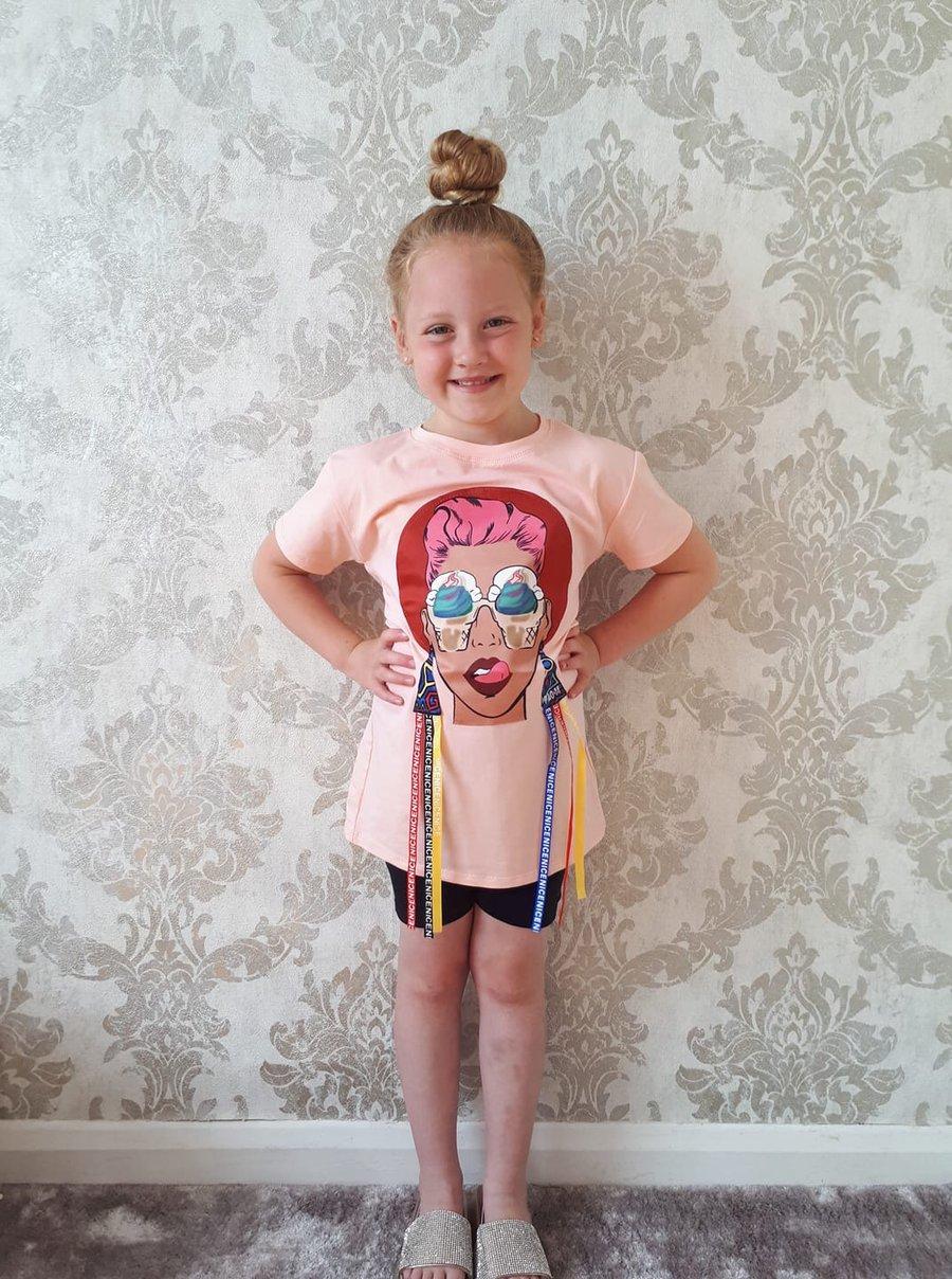 Image of Girls Sassy Tunic