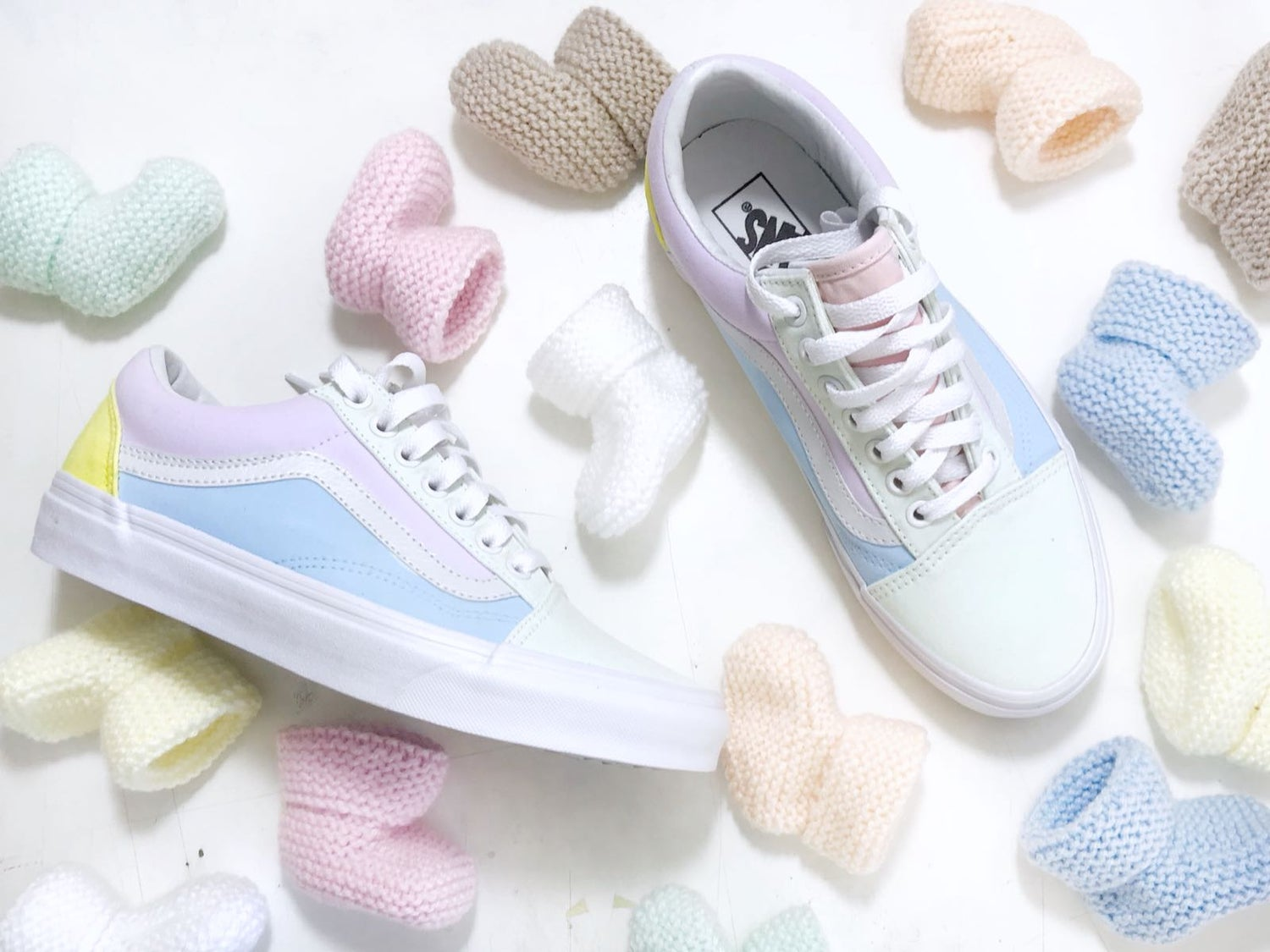 Image of The Vans x Pastel Pack
