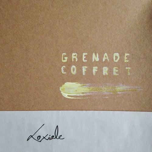 Image of Coffret Grenade
