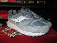 """Saucony Grid 8000 Mid """"Frayed Denim"""" - FAMPRICE.COM by 23PENNY"""
