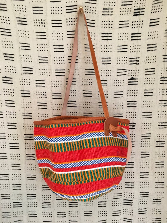 Image of •SiSi• upcycled plastic market bag