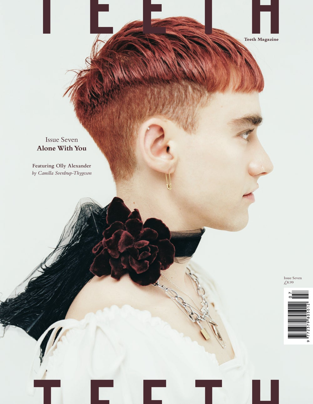 Image of Alone With You Issue (Olly Alexander Cover)