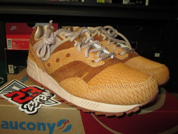 "Saucony Grid SD HT ""Woodburn - Brown"" - FAMPRICE.COM by 23PENNY"