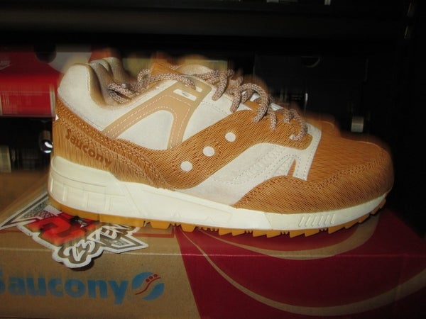 "Saucony Grid SD HT ""Woodburn - Tan"" - FAMPRICE.COM by 23PENNY"