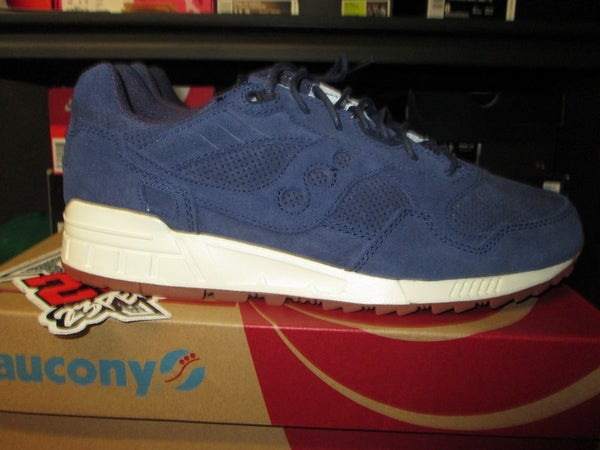 "Saucony Shadow 5000 ""Navy/Gum"" - FAMPRICE.COM by 23PENNY"