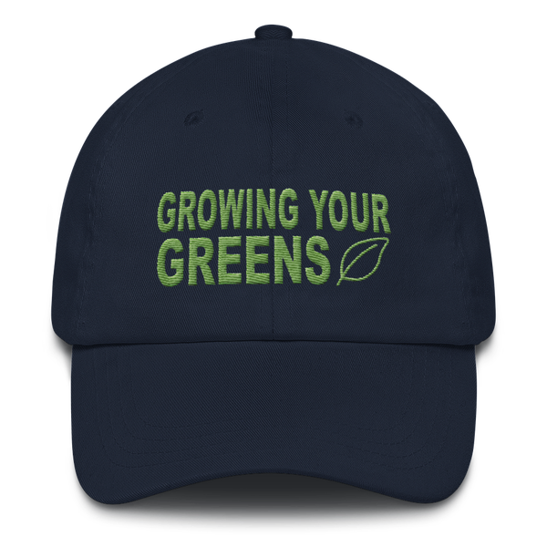 Image of Growing Your Greens Hat