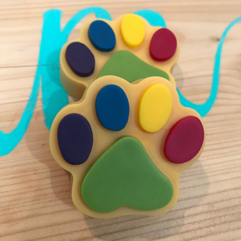 Image of Paw Print Wax Melts