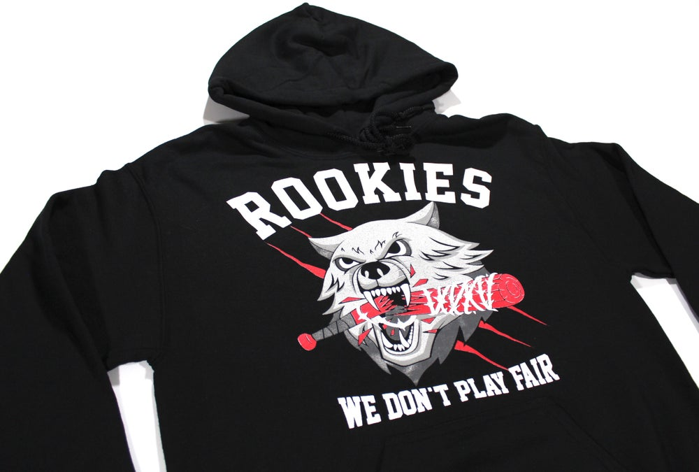 Image of Don't Play Fair Hoodie