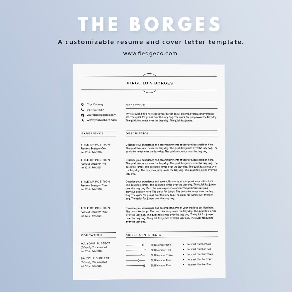 Image of The Borges