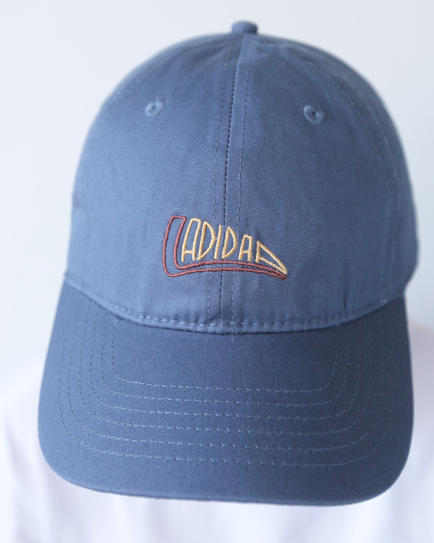 Image of Adidap Neon Sign Dad Cap