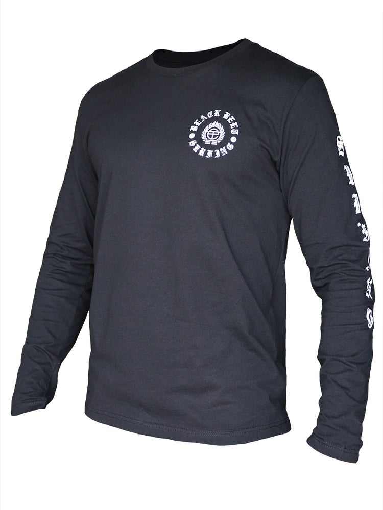 Image of Brian Ortega Signature Tee - Black