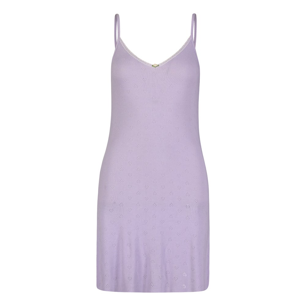 Image of Lavender cami chemise