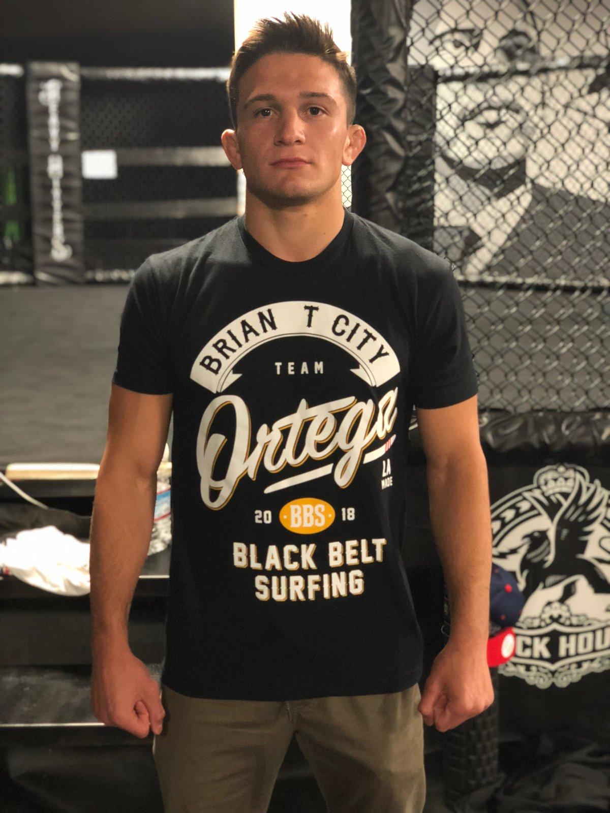 Image of Team Ortega - Black (Mens)