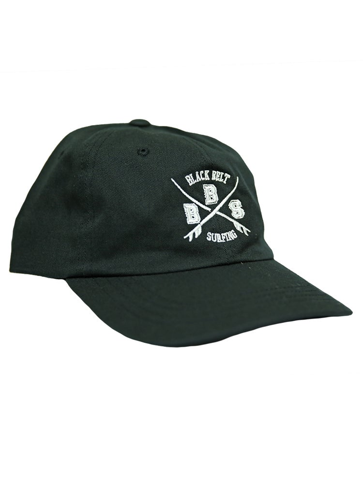 "Image of BBS ""Dad"" Hat - Black"