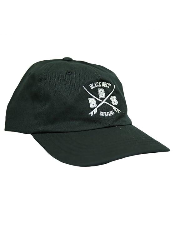 "Image of BBS ""Dad"" Hat - Black"