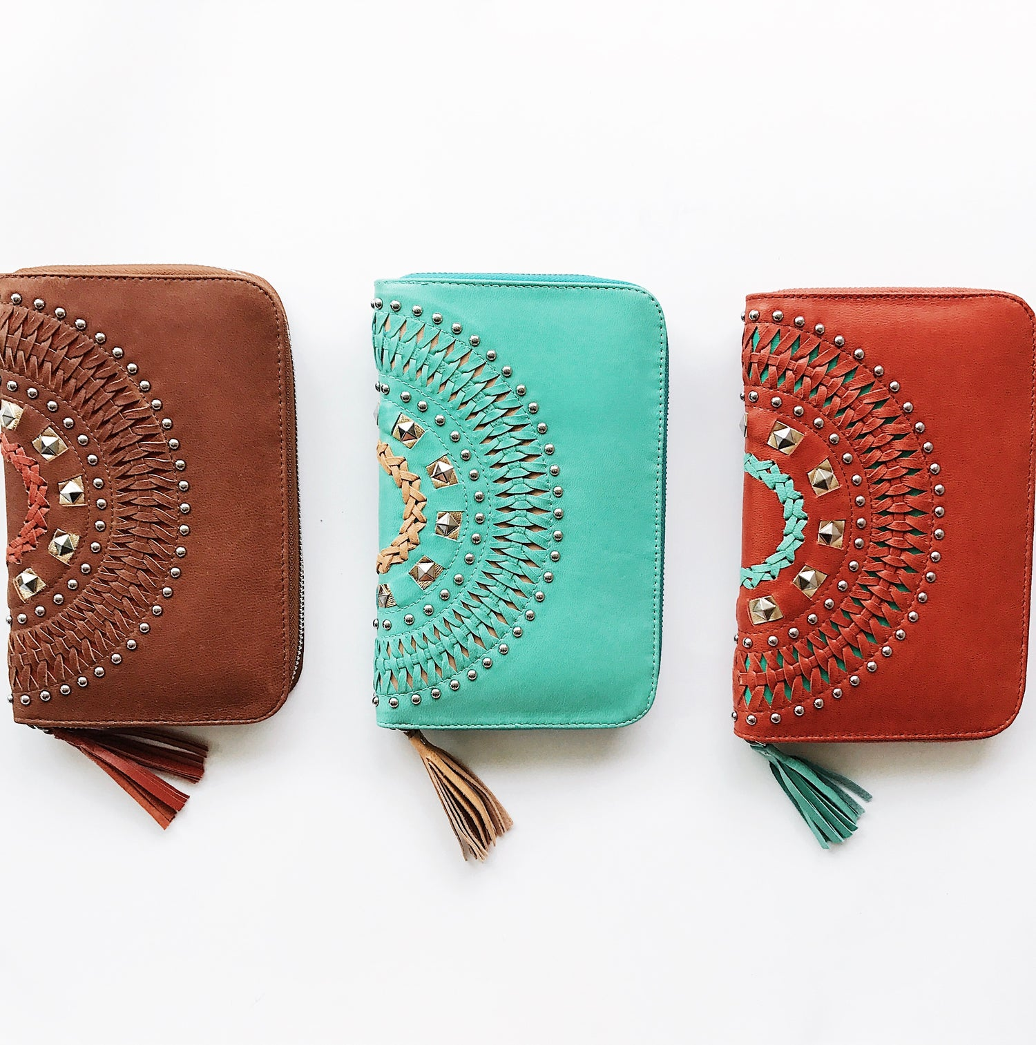 Image of MAIDU LEATHER WALLET
