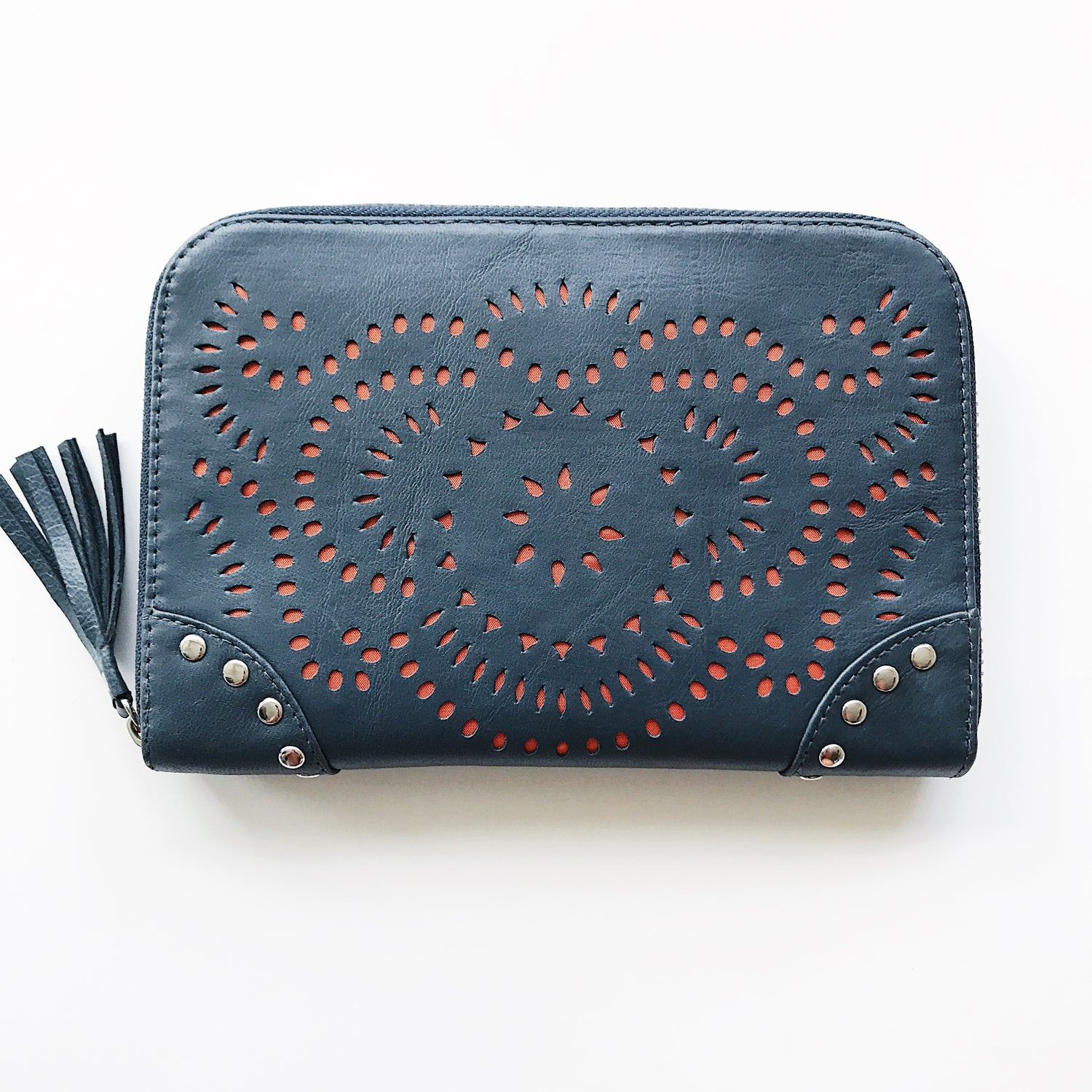 Image of DEL MAR LEATHER WALLET