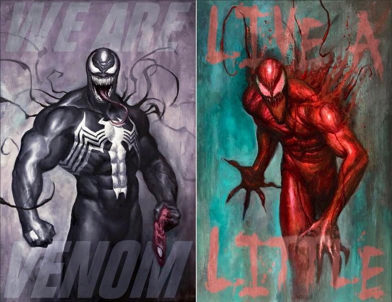 Image of Symbiote I & II