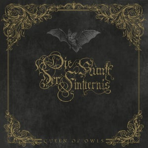 Image of Die Kunst der Finsternis ‎– Queen of Owls 2xLP
