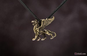 Image of Pendant : GRIFFIN - FORSALE
