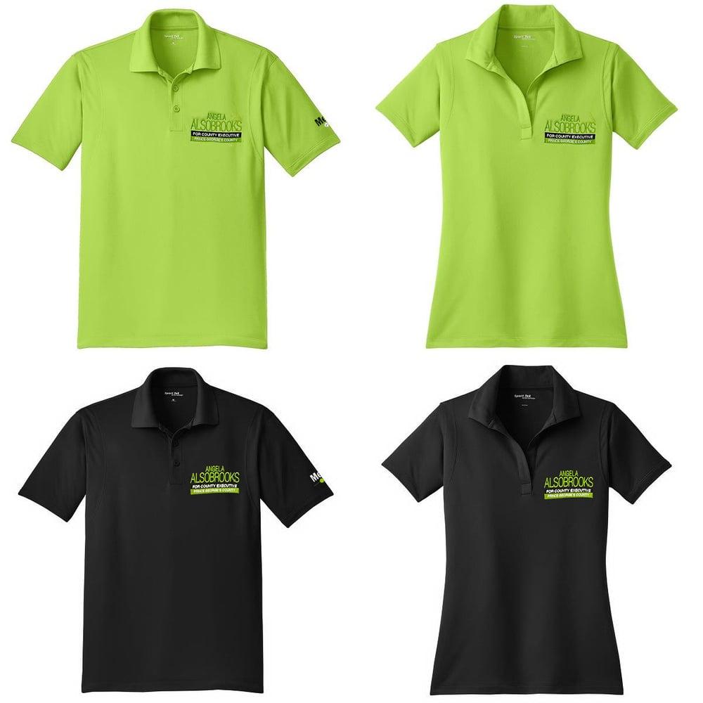 Image of Men & Women Polo Shirts