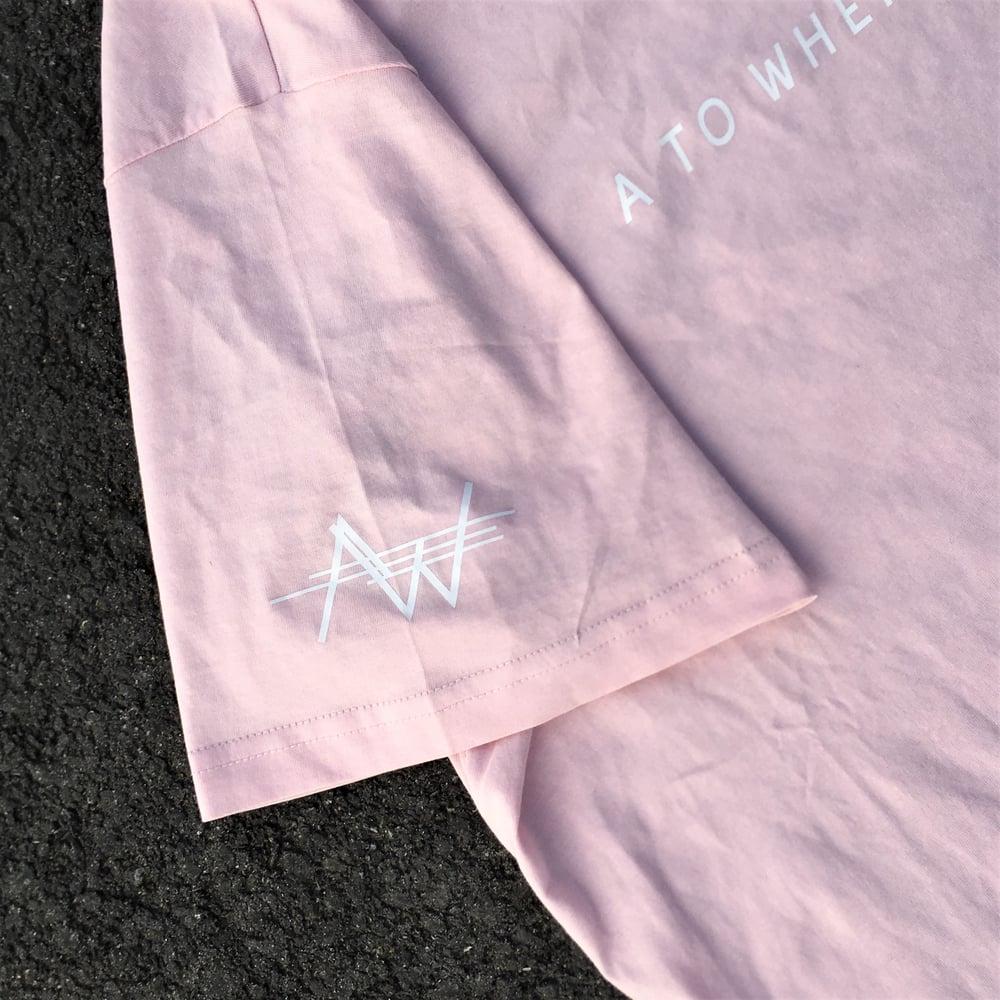 Signature Tee - Pink