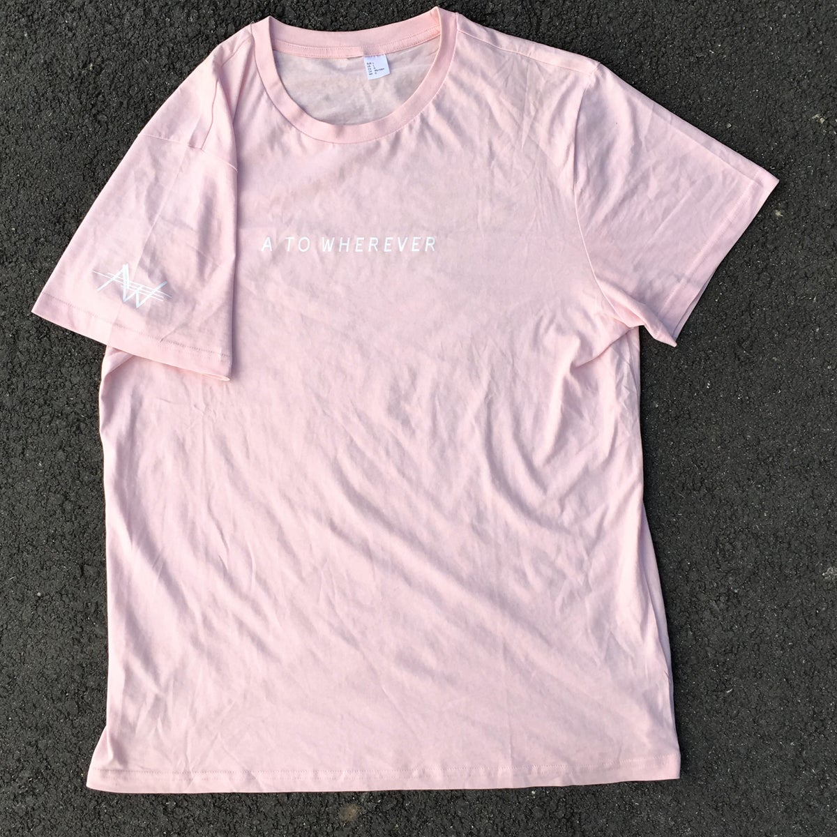 Image of Signature Tee - Pink
