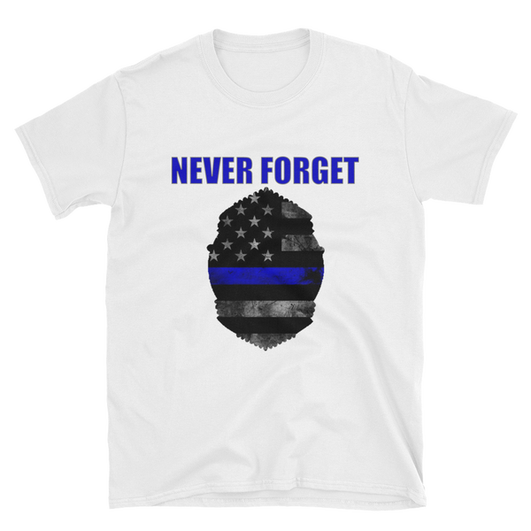 Image of NEVER FORGET TEEE