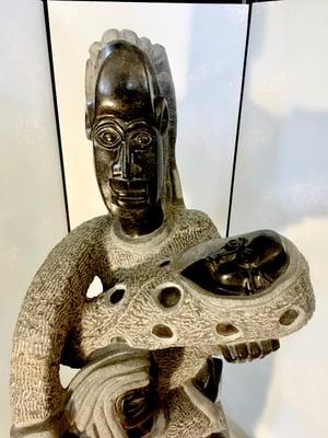 Image of Eve, Mother of us All by Sabudu Jamari (Zimbabwe)