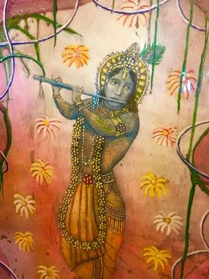 Image of Krishna by Mark Charles Rooney