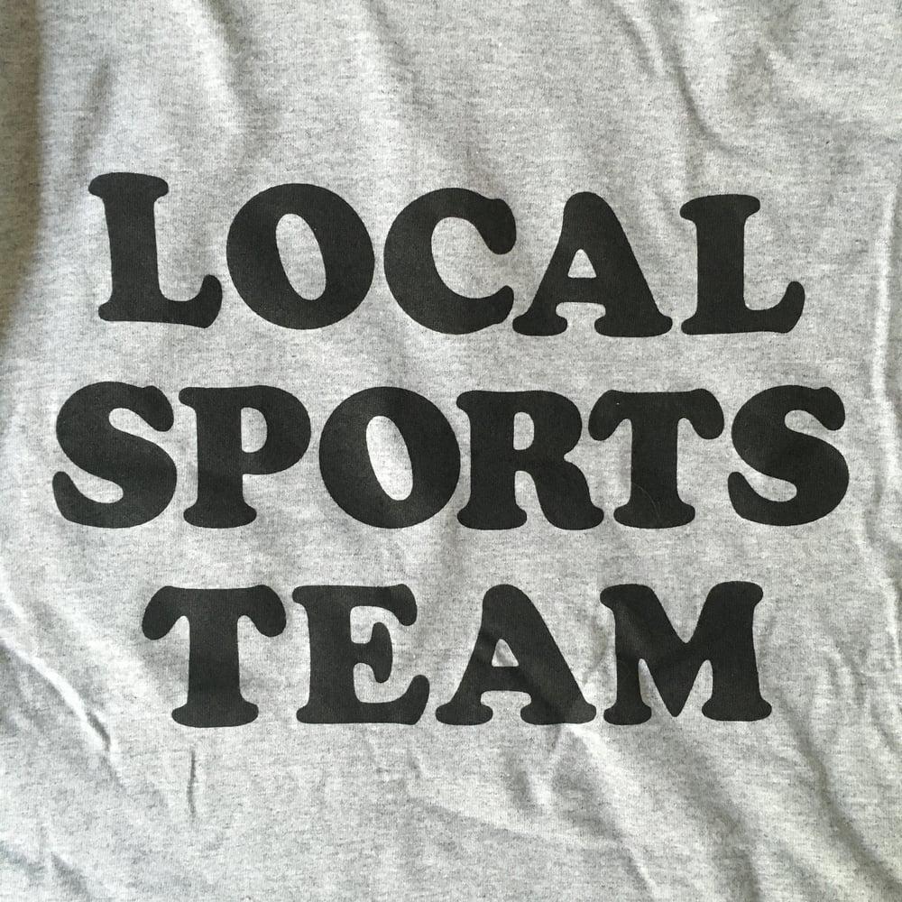 Image of Local Sports Team - gray tshirt