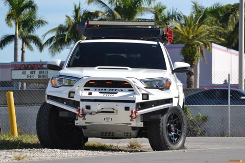 Image of Proline 4wd Equipment R1 front bumper 10+