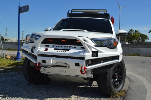 Image of Proline 4wd Equipment R1 front bumper 10+