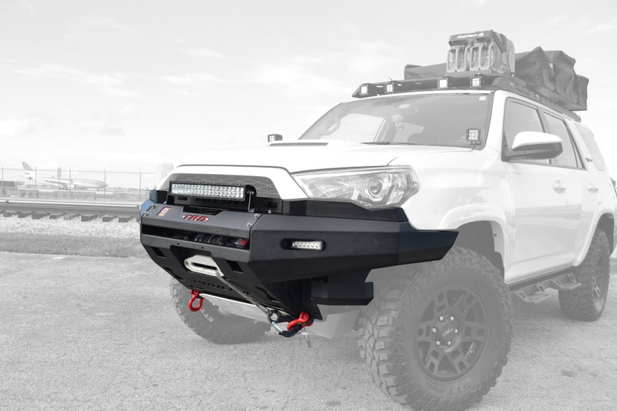 Image of Proline 4wd Equipment Elite front bumper 2010+
