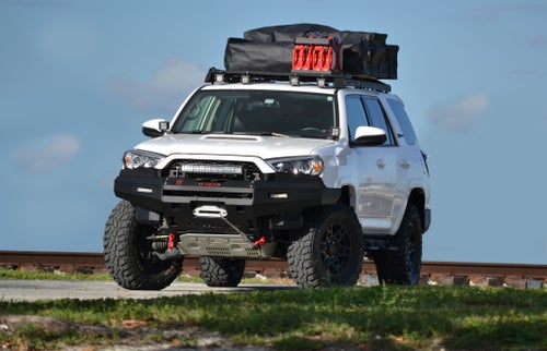 Image of Proline 4wd Equipment Elite front bumper 2010+