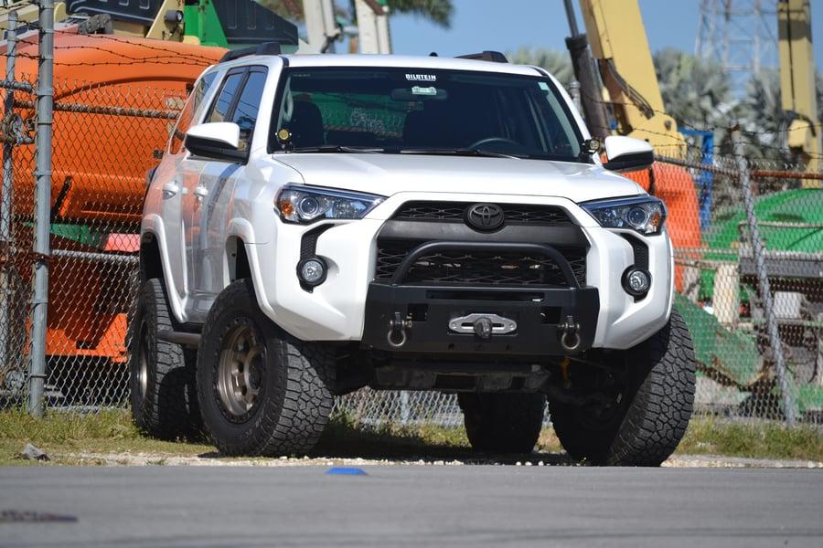 Image of Proline 4wd Equipment Pro-X bumper 2014+
