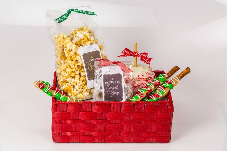 Image of Basic Holiday Basket