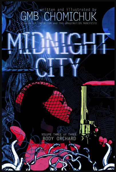 Image of MIDNIGHT CITY- 3 VOL SET- SIGNED AND SKETCHED