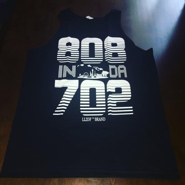 Image of 808 IN DA 702 TANK TOP