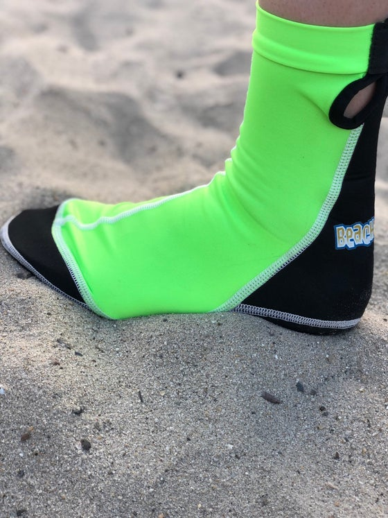Image of Sand Socks - Green