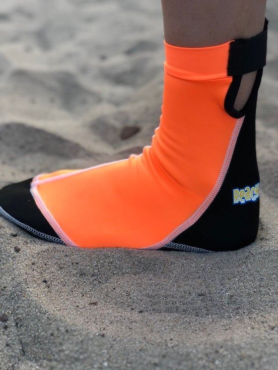 Image of Sand Socks - Orange