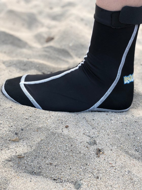 Image of Sand Socks - Black
