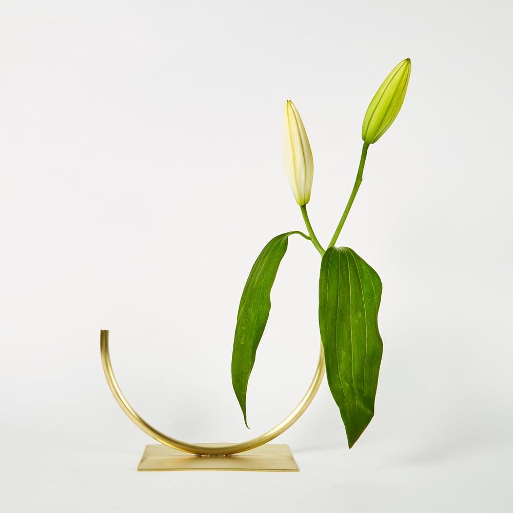 Image of Vase 588 - Glass Half Full Vase