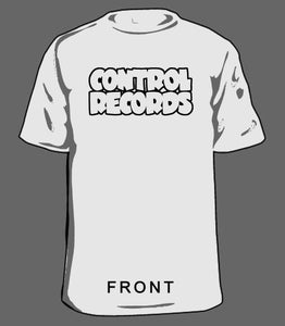 Image of CONTROL RECORDS LOGO SHIRT